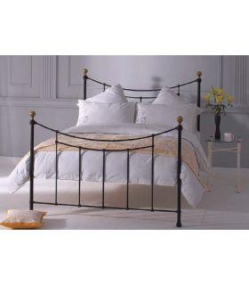 Acheter en ligne Chambres à coucher: Têtes de lit ou lits: modèle AMARANTO (blanc)