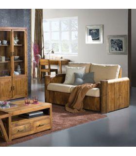 Acheter en ligne Canapés 2 places pour Salons : Collection TRONC