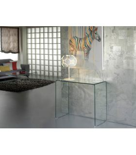 Acheter en ligne Consoles en Verre Transparent : Collection GLASS