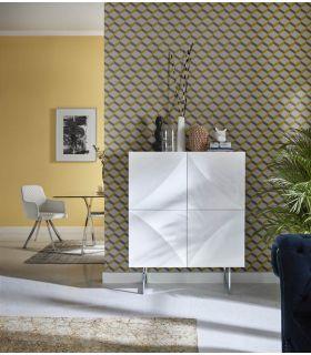Acheter en ligne Commodes avec des Portes Modernes : Modèle PESSAC
