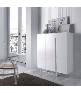 Acheter en ligne Commodes avec des Portes de Design Moderne : Collection BORNEO