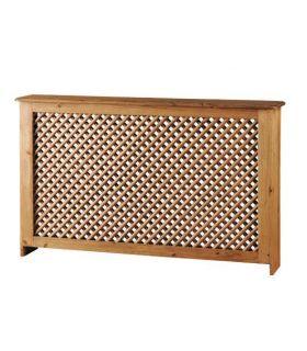 Acheter en ligne Cache-radiateurs en Bois Naturel : Collection BAZAR