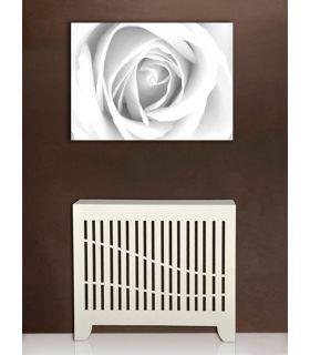 Acheter en ligne Cache-radiateurs en fer forgé: modèle BRUXELLES.