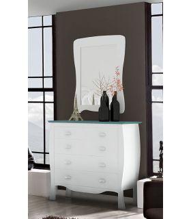 Acheter en ligne Commodes en bois design: modèle DANUBIO.