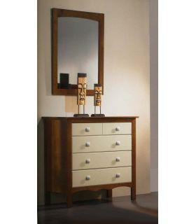 Acheter en ligne Commodes en bois: modèle MONACO.