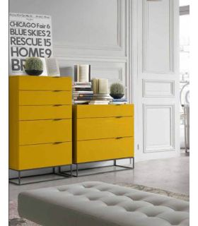 Acheter en ligne Commode de Design Moderne: Collection EFESO