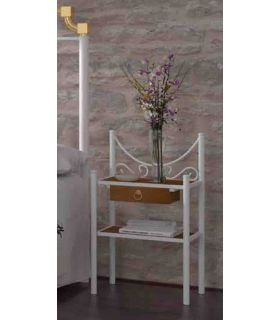 Acheter en ligne Tables de Chevet en Forge : Modèle COIN RYS