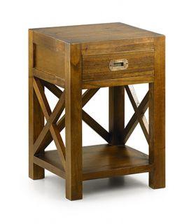Acheter en ligne Tables de Chevet en Bois: Collection STAR Croix