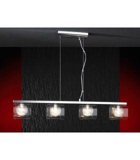 Acheter en ligne Lampes modernes: modèle ECLIPSE (à 4 ampoules.)