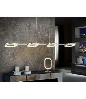 Acheter en ligne LAMPE LED·ORBITA·4L CHROME