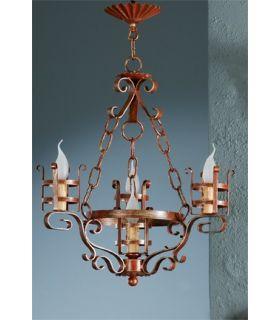 Acheter en ligne Lampes rustiques: modèle L-132/4.