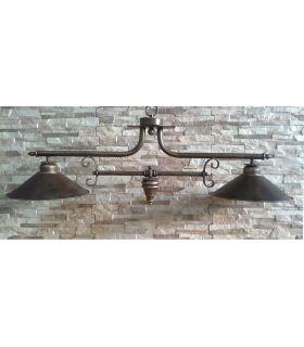 Acheter en ligne Lampes en Fer Forgé : Modèle C-0010