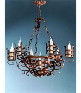 Acheter en ligne Lampes rustiques: modèle L-133/7.