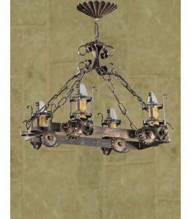 Acheter en ligne Lampes rustiques: modèle L-93/4.