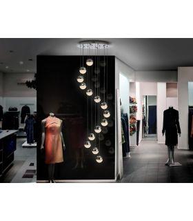 Acheter en ligne LAMPE 14L LED ·SPHERE· Ø51