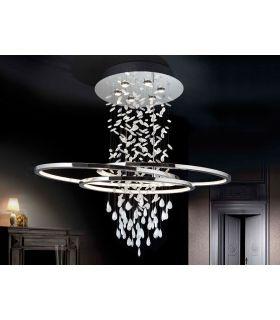 Acheter en ligne Suspensions LED Design Moderne : Modèle BRUMA