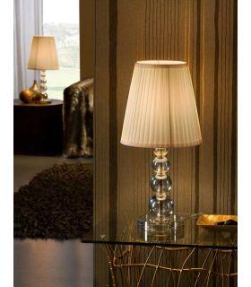 Acheter en ligne LAMPE TABLE P.·MERCURY·CHAMPAG