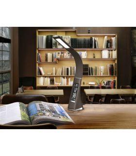 Acheter en ligne LAMPE TABLE LED ·ALIVE· MARRON