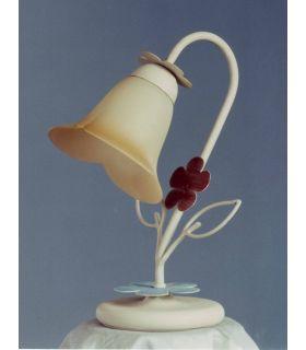 Acheter en ligne Lampes de table: modèle FLOREAL (abaj-jour horizontal)