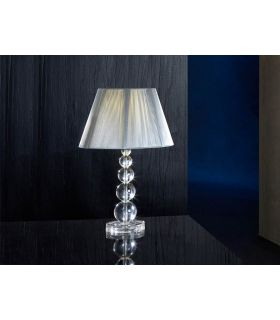 Acheter en ligne Lampe de table : Collection MERCURY transparent
