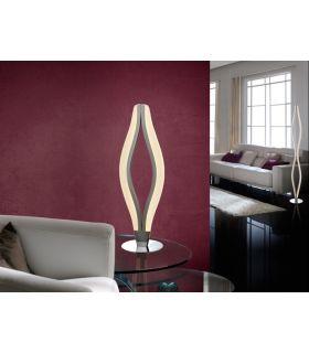 Acheter en ligne LAMPE DE TABLE LED·ENIA·CHROME