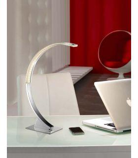 Acheter en ligne Lampe à Poser LED d?étude : Modèle TRAZO