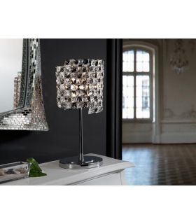 Acheter en ligne Lampes de table en verre: modèle SATEN.