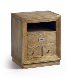 Acheter en ligne Table de chevet en bois : Collection MERPAI