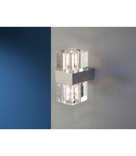 Acheter en ligne Applique design moderne en verre : Modèle CUBIC