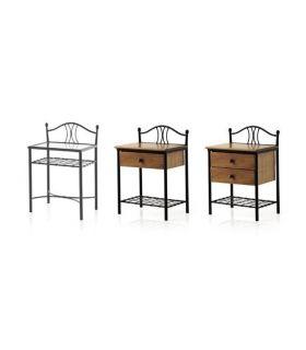 Acheter en ligne Tables de Chevet pour Chambres : Collection AUCH