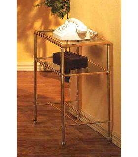 Acheter en ligne Tables d'appoint en laiton: modèle 4062.