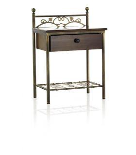 Acheter en ligne Tables de Chevet pour Chambres : Collection SOUSTONS