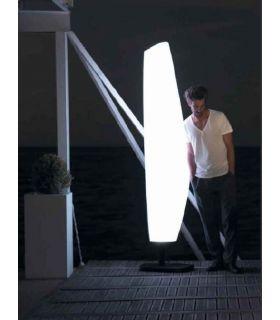 Acheter en ligne Lampadaires design: modèle BLANCA.