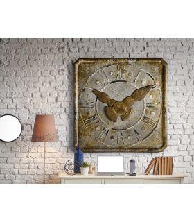Acheter en ligne Tableau bas-relief en métal : Modèle TEMPUS III