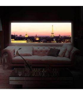 Acheter en ligne Tableaux rétro-éclairés: modèle PARIS.