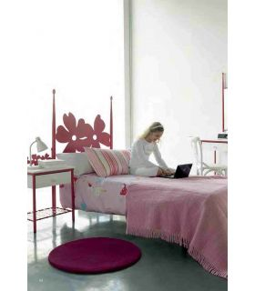 Acheter en ligne Têtes de lit en Fer forgé: Collection LE MANS