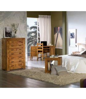 Acheter en ligne Chiffonniers en Bois de Pin : Collection ZOOM