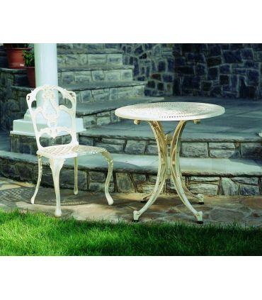 Pie mesa de fundición Aluminio Mod. TALAVERA