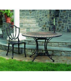 Acheter en ligne Pieds de table en fonte d'aluminium: modèle NICE ESPECIAL.