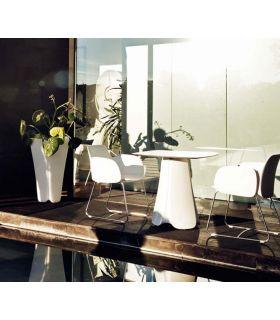 Acheter en ligne Table design d'extérieur : Collection PEZZETTINA