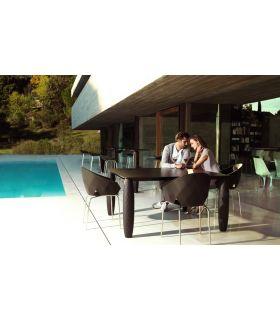 Acheter en ligne Table design pour extérieur : Collection VASES