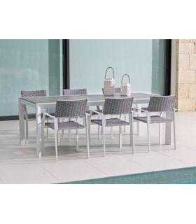 Acheter en ligne Table pour terrasse et jardin : Modèle BREEZE