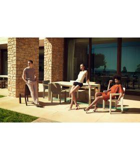 Acheter en ligne Chaise design en résine : Collection FRAME