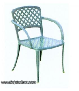 Acheter en ligne Chaises et fauteuils en fonte d'aluminium: modèle DIANA.
