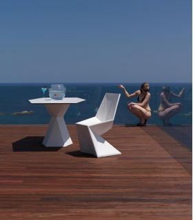 Acheter en ligne Chaise design : Collection VERTEX