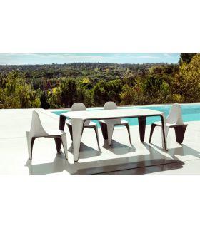 Acheter en ligne Chaise design pour l'extérieur : Collection F3