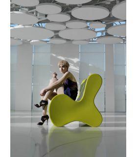 Acheter en ligne Fauteuil design en résine : Collection DOUX