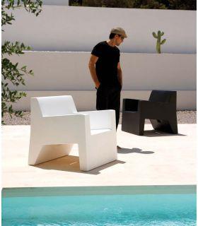 Acheter en ligne Fauteuil design en résine : Collection JUT