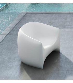 Acheter en ligne Fauteuil design en résine : Collection BLOW