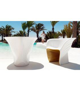 Acheter en ligne Fauteuil design pour terrasse et jardin : Collection BIOPHILIA